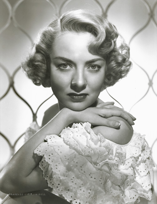 Clarence Sinclair Bull - Audrey Totter