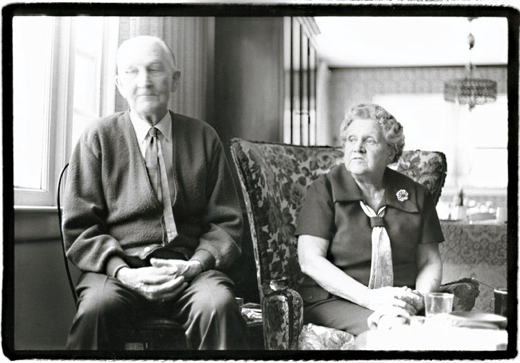Phyllis Boudreau - My Grandparents, Thanksgiving