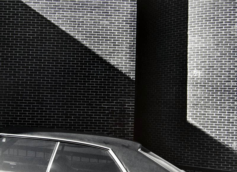 Tom Baril - Car Roof - Brick Wall, NY