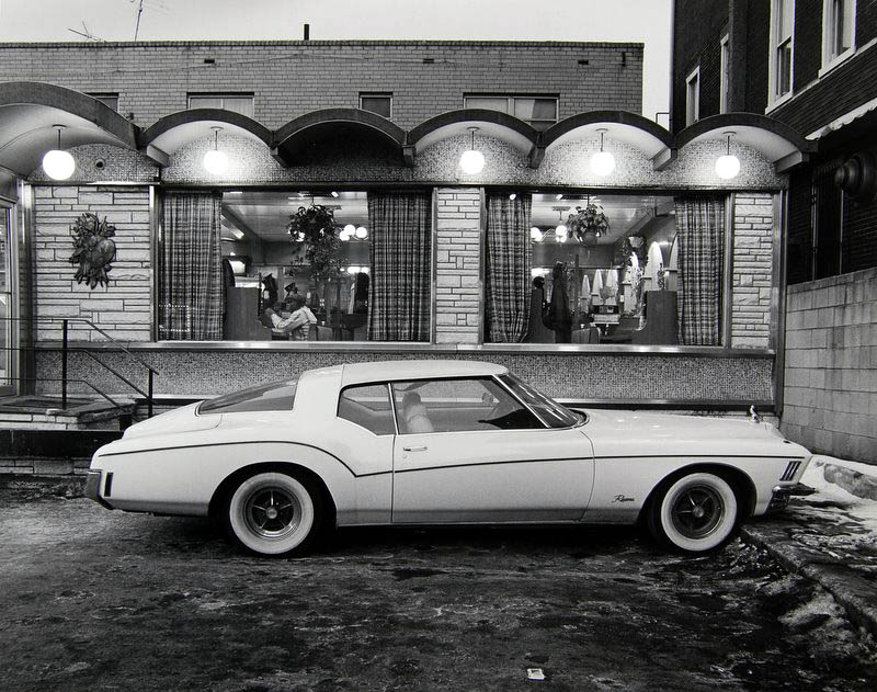 Tom Baril - Buick Riviera, NYC