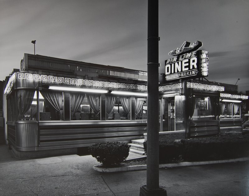 Tom Baril - Airline Diner, Queens