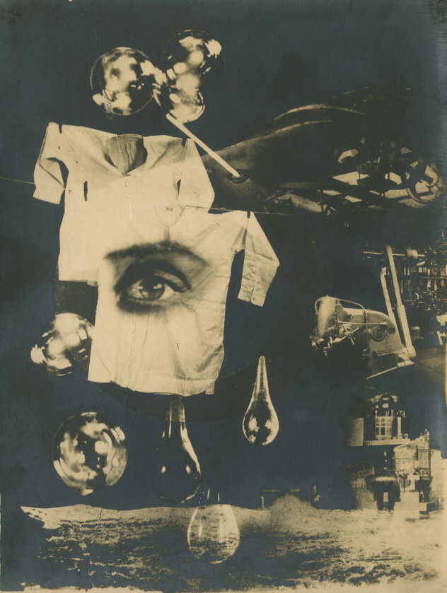 Josef Balcar - Untitled Photomontage