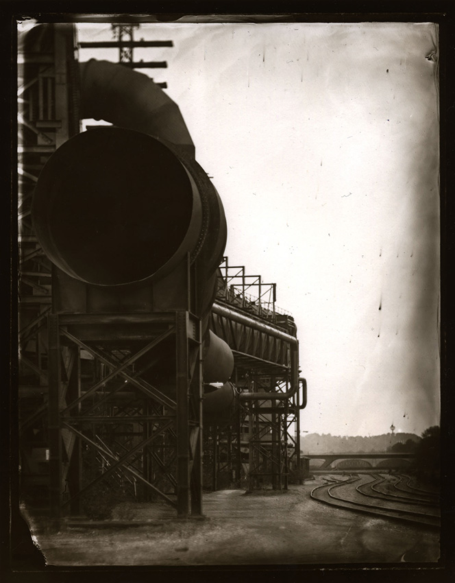 Tom Baril - Bethlehem Steel Mills #2