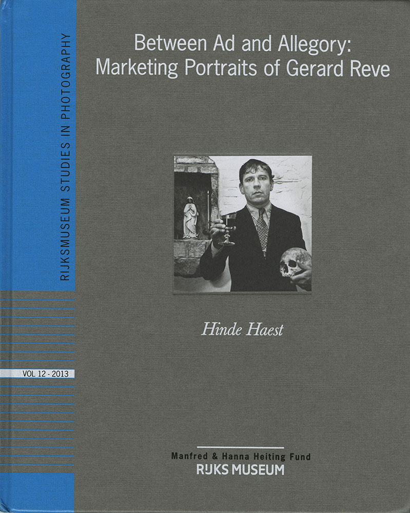 Hinde Haest - Between Ad and Allegory: Marketing Portraits of Gerard Reve