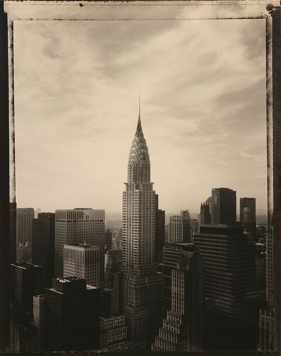 Tom Baril - Chrysler Building, New York