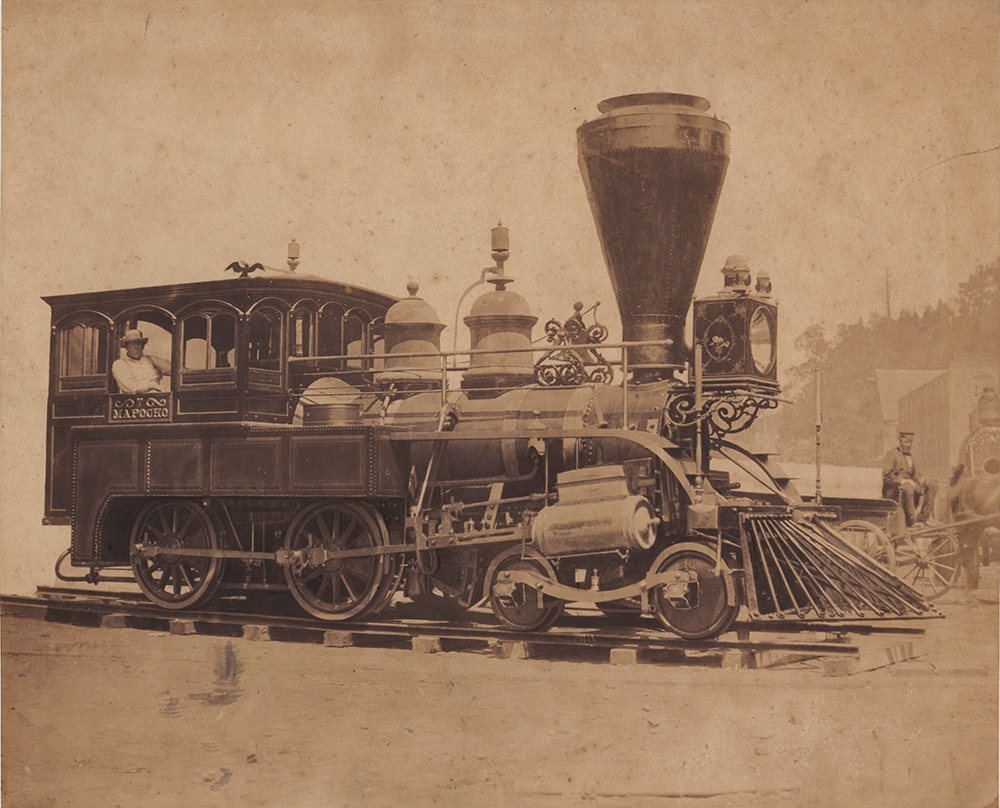 J. B. Jenks - Locomotive, Paterson, New Jersey