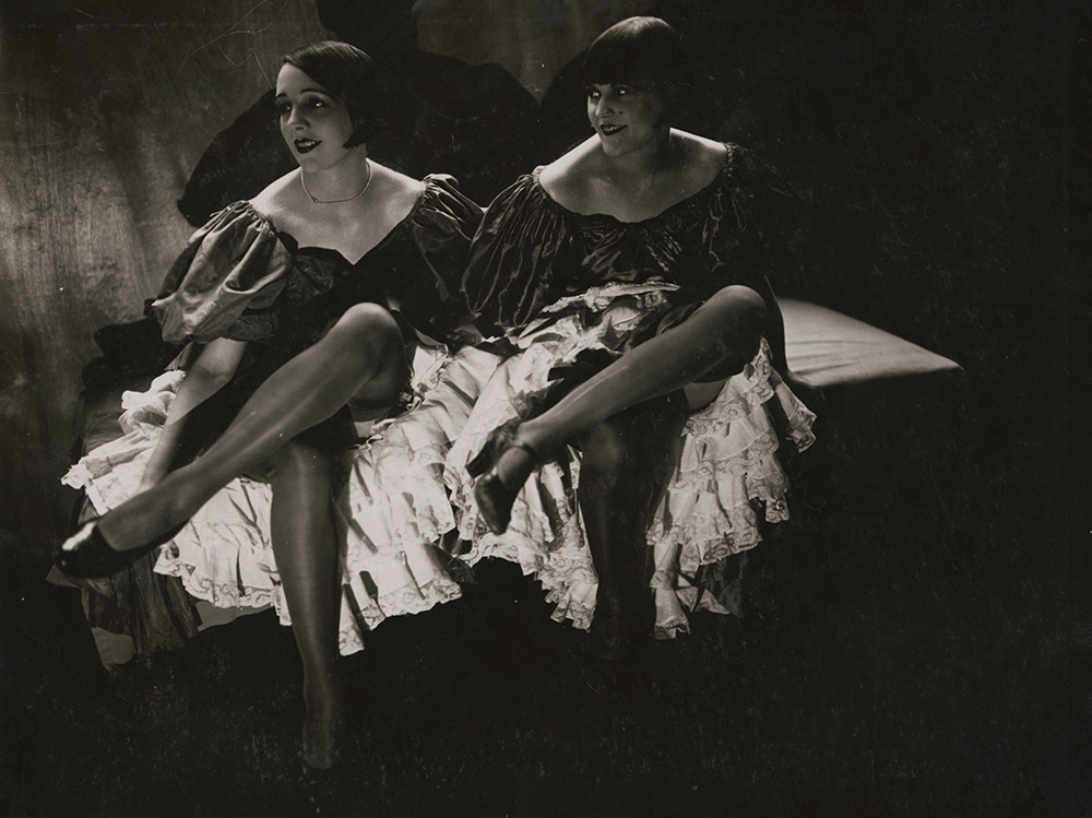 Germaine Krull - French Cancan