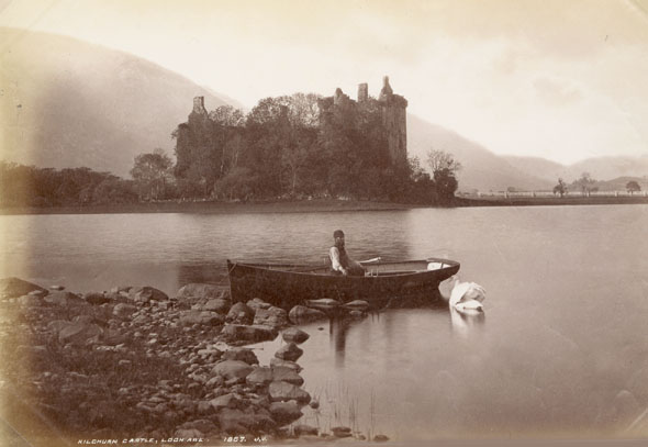 James Valentine - Kilchurn Castle, Loch Awe