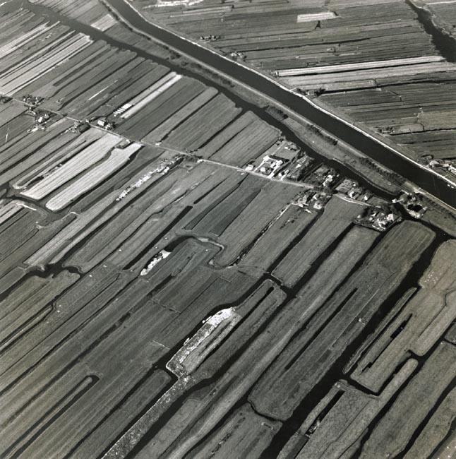 Fritz Henle - Aerial of Holland